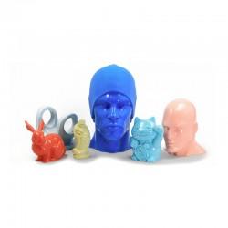 Come rendere lucidi e levigati gli oggetti da stampa 3D con la resina Perfect Surface
